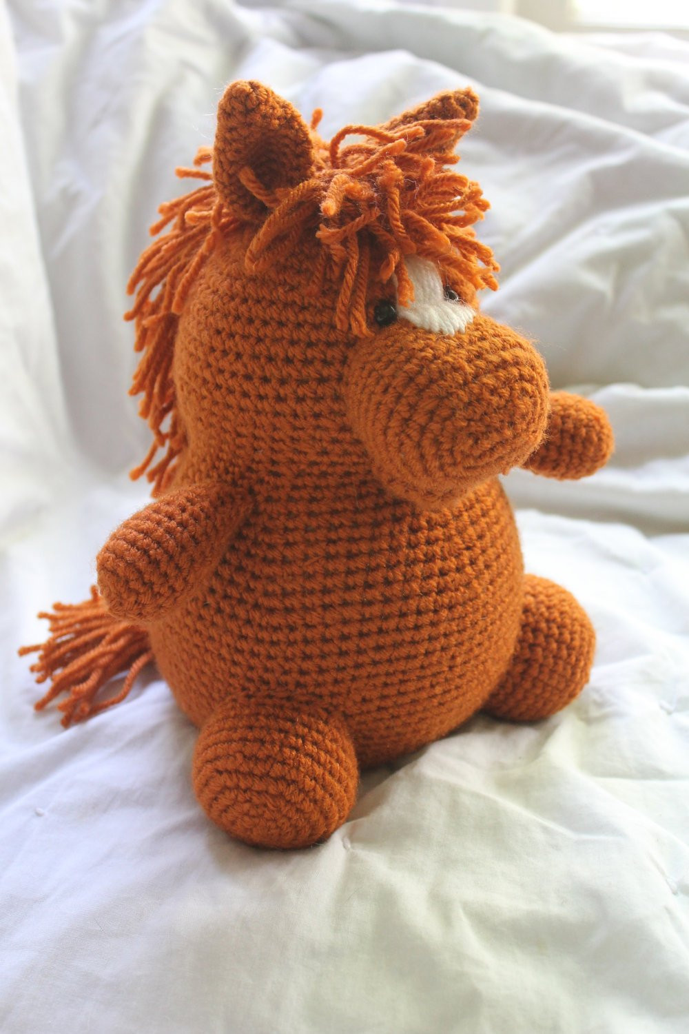 Crochet Horse Awesome Henry the Horse Amigurumi Plush Crochet Pattern Only Pdf Of Perfect 47 Pics Crochet Horse