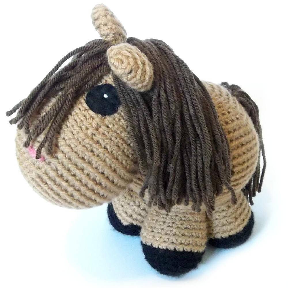 Crochet Horse Inspirational Giddy Up the Horse Crochet Pattern by Monster S toy Box Of Perfect 47 Pics Crochet Horse