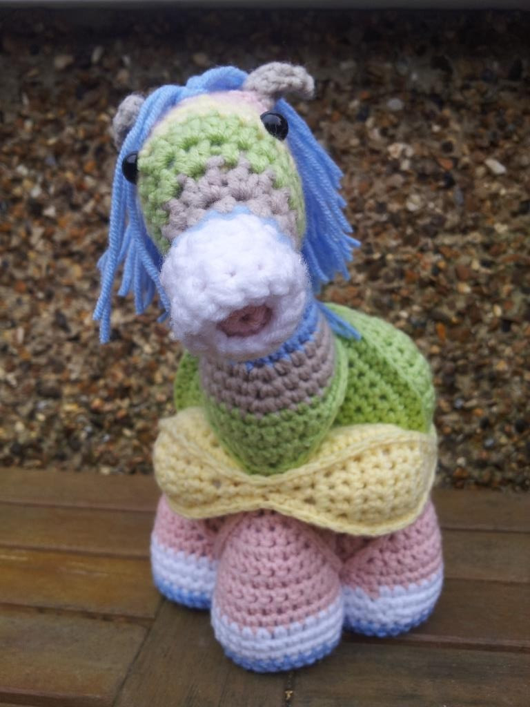 Crochet Horse Lovely Hermione Crochet Horse Puzzle ⋆ Look at What I Made Of Perfect 47 Pics Crochet Horse