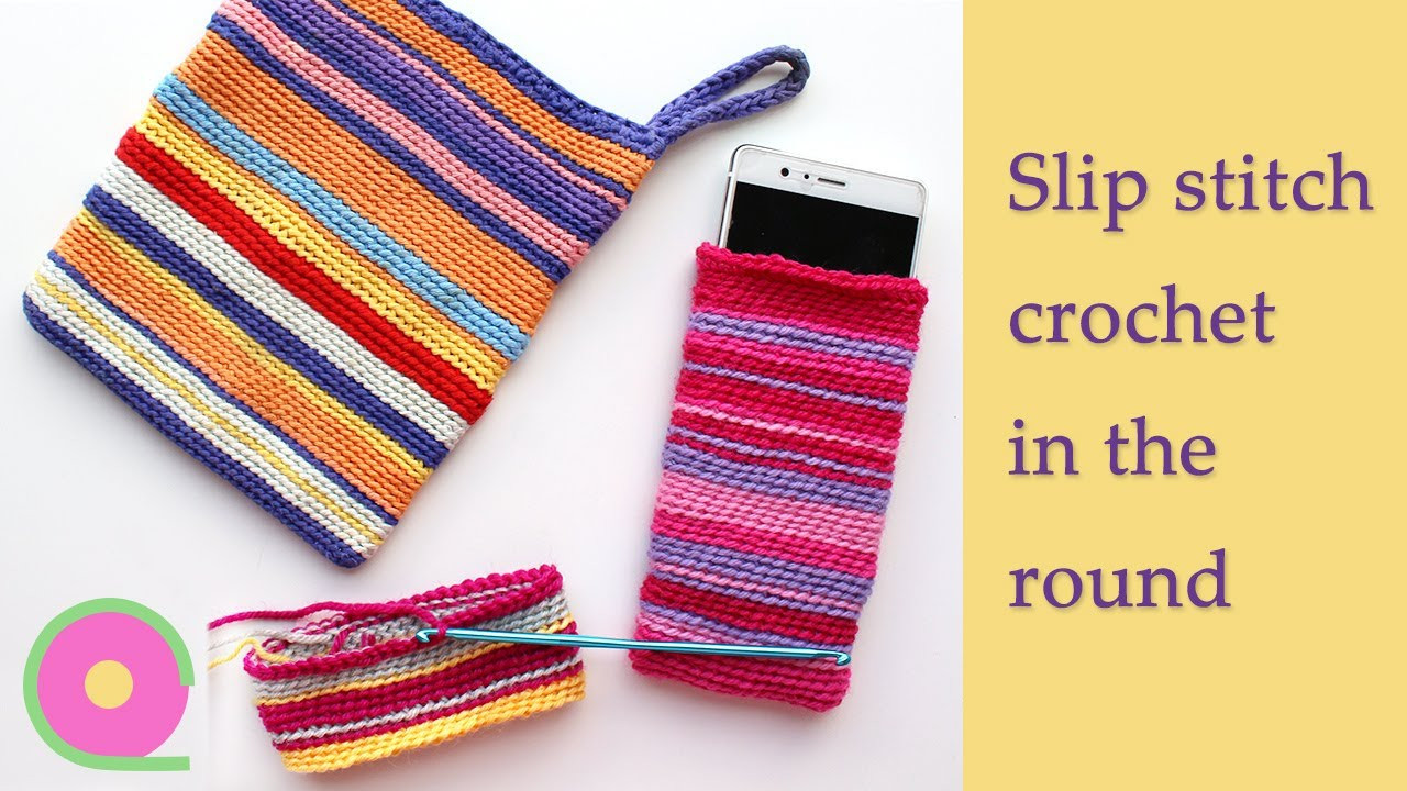 Crochet In the Round Luxury Slip Stitch Crochet In the Round Create Easy Colorful Of Marvelous 44 Photos Crochet In the Round