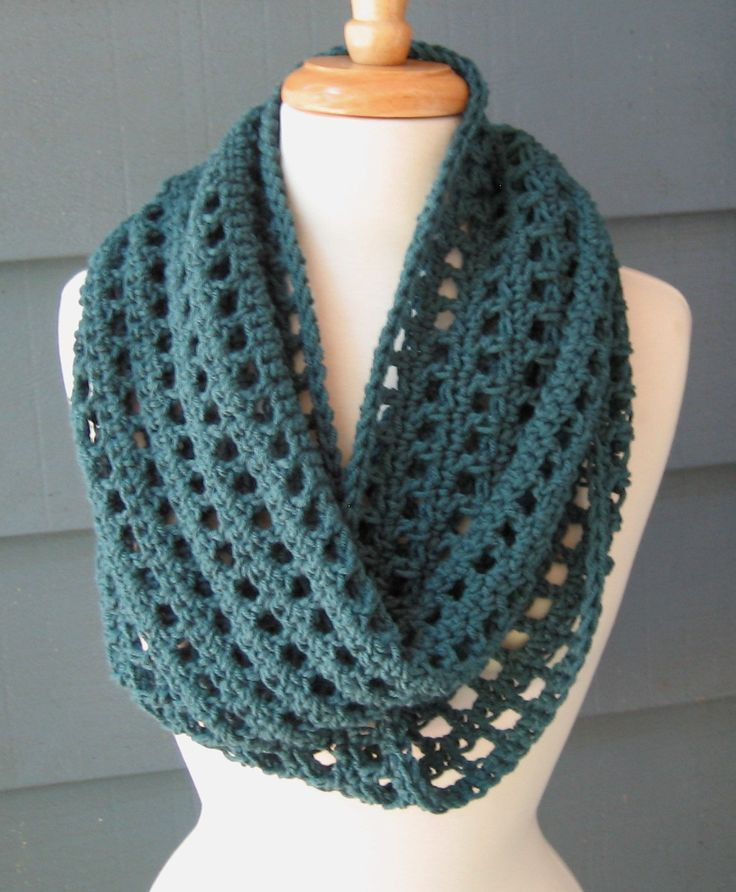Crochet Infinity Scarf Fresh I Have to Admit that I Have A Long Term Love Affair with Of Fresh 46 Pics Crochet Infinity Scarf