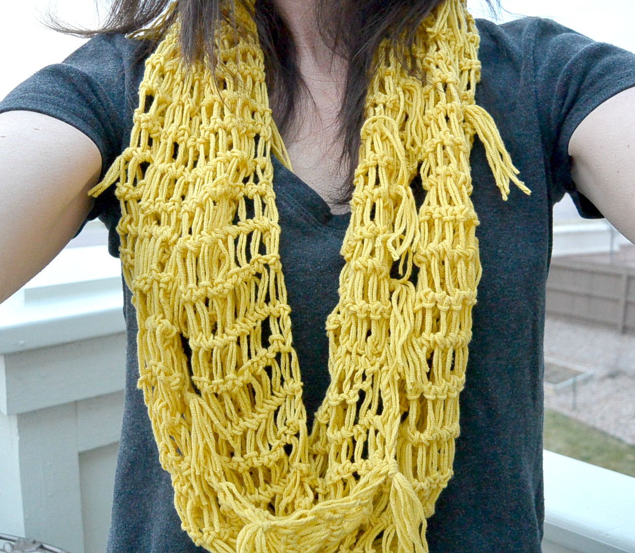 Crochet Infinity Scarf Lovely Easy Crochet Spring Scarf – Mama In A Stitch Of Fresh 46 Pics Crochet Infinity Scarf