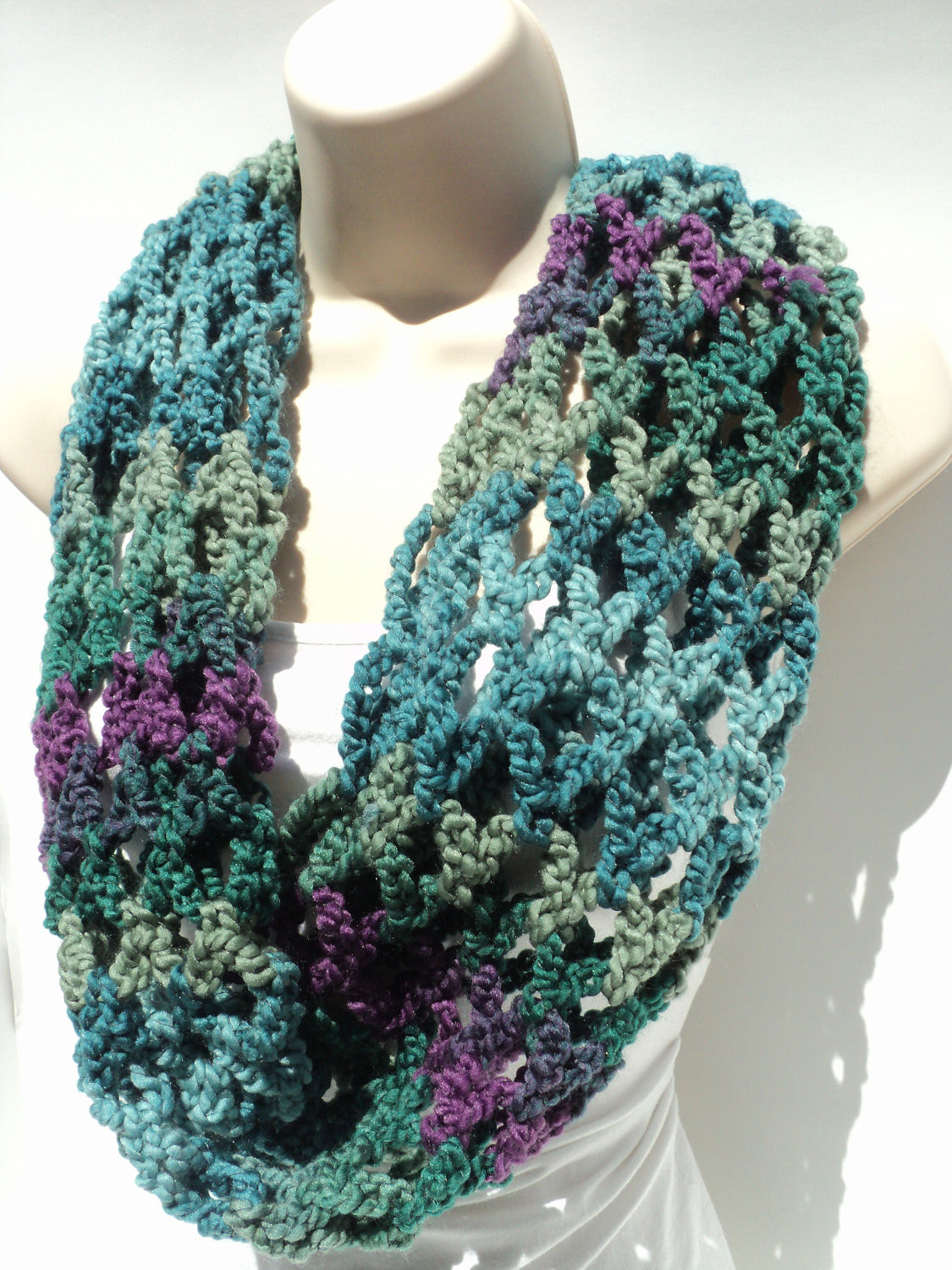 Crochet Infinity Scarf New Infinity Scarf Crochet Pattern for Beginners Crochet and Of Fresh 46 Pics Crochet Infinity Scarf