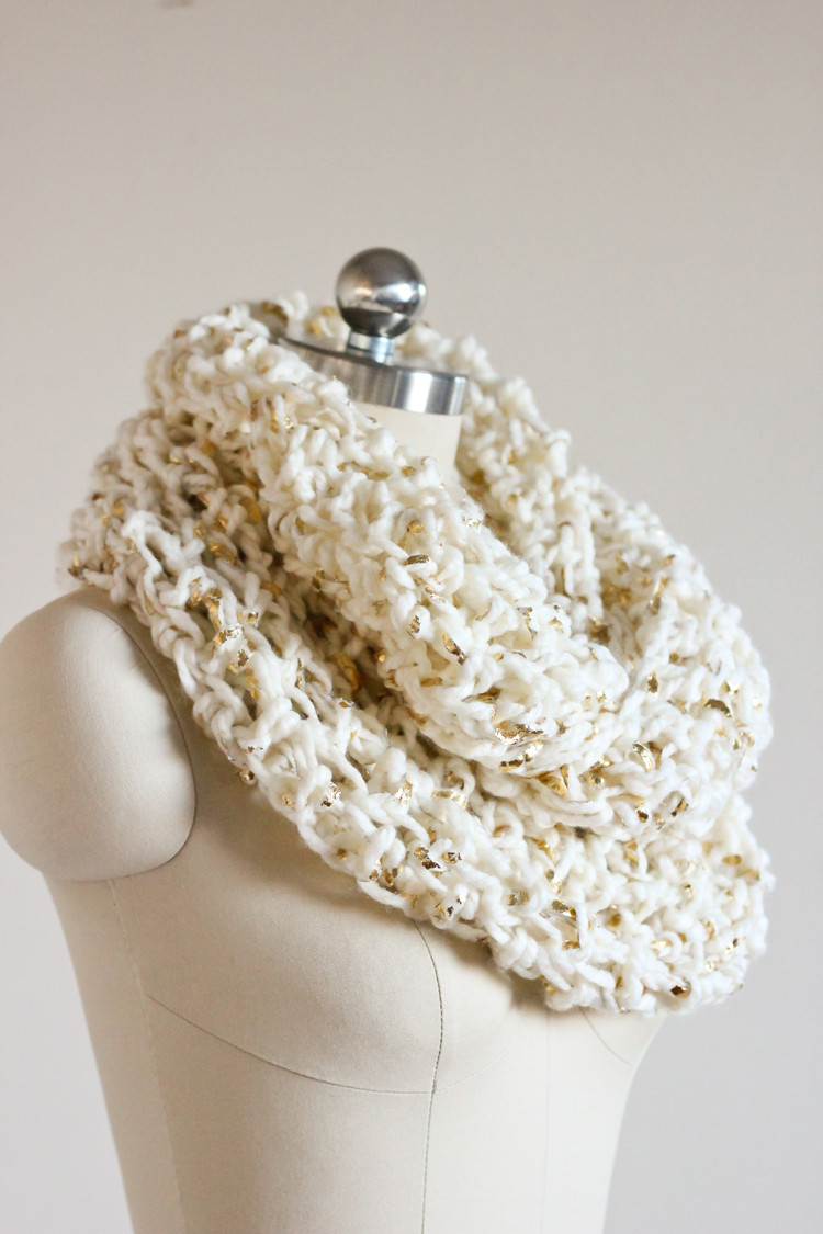 Crochet Infinity Scarves Elegant Chunky Crochet Infinity Scarf Free Pattern Of New 44 Photos Crochet Infinity Scarves