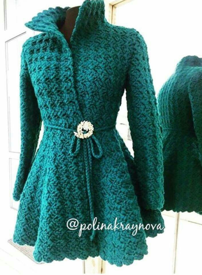 Crochet Jacket Beautiful 1000 Images About Crochet Coats and Jackets On Pinterest Of Charming 45 Pictures Crochet Jacket