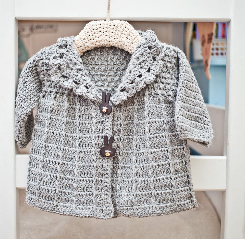 Crochet Jacket Fresh Crochet Pattern Baby toddler Jacket From Of Charming 45 Pictures Crochet Jacket