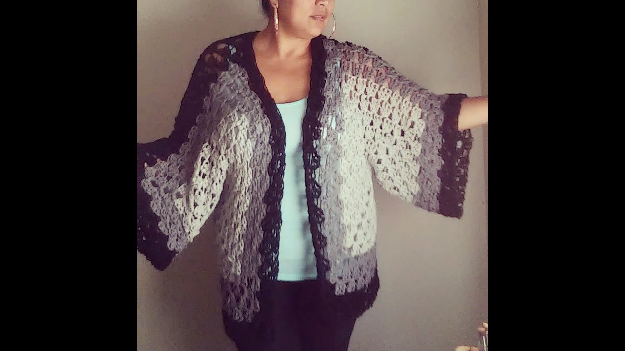 Crochet Jacket Inspirational Easy Crochet Cardigan or Sweater Of Charming 45 Pictures Crochet Jacket