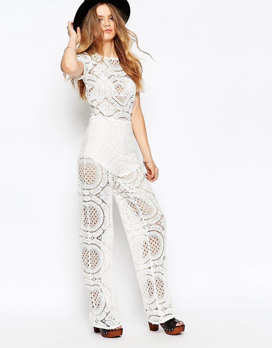 Crochet Jumpsuit Creatys for
