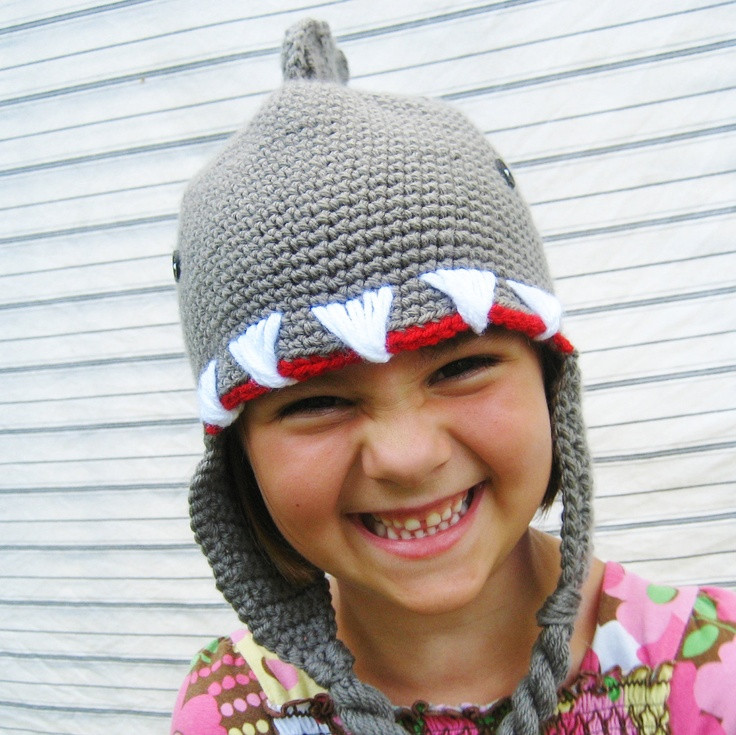 Crochet Kids Beanie Awesome Kids and Adults Can Stay Warm with This Crochet Shark Of Marvelous 41 Ideas Crochet Kids Beanie
