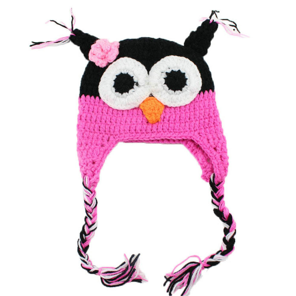 Crochet Kids Beanie New Baby Girl toddler Owls Knit Crochet Hat Newborn Kids Of Marvelous 41 Ideas Crochet Kids Beanie