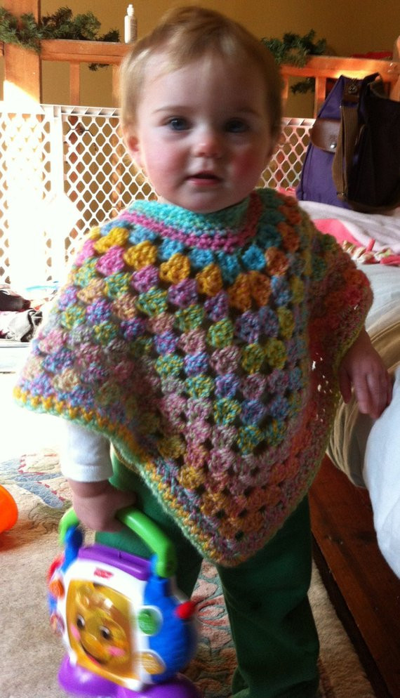 Crochet Kids Poncho New Shawl Poncho Old School Style with Modern Design toddler Of Delightful 40 Photos Crochet Kids Poncho