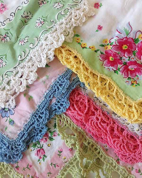 Crochet Lace Edging Awesome Lace Edgings Crochet Pattern – Maggie S Crochet Of Charming 48 Images Crochet Lace Edging