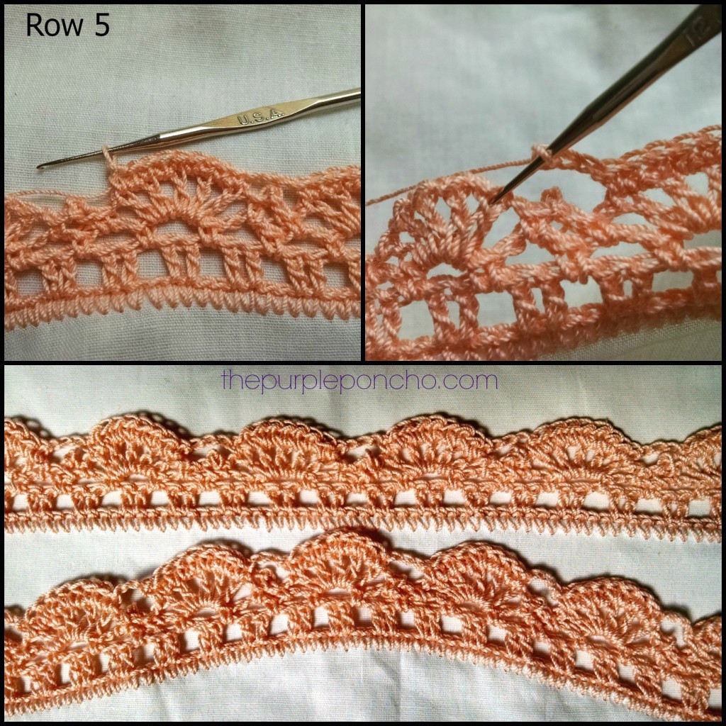 Crochet Lace Edging Beautiful Free Crochet Lace Edging Patterns Of Charming 48 Images Crochet Lace Edging