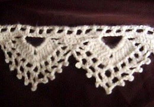 Crochet Lace Edging Fresh 530 Best Lace Edgings & Tatting Images On Pinterest Of Charming 48 Images Crochet Lace Edging