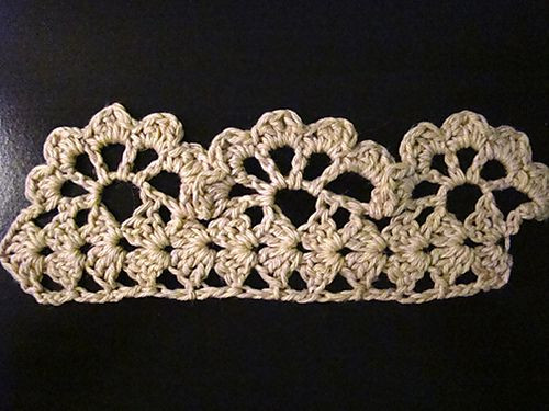 Crochet Lace Edging Inspirational Crochet Lace Patterns Free Edging Pakbit for Of Charming 48 Images Crochet Lace Edging