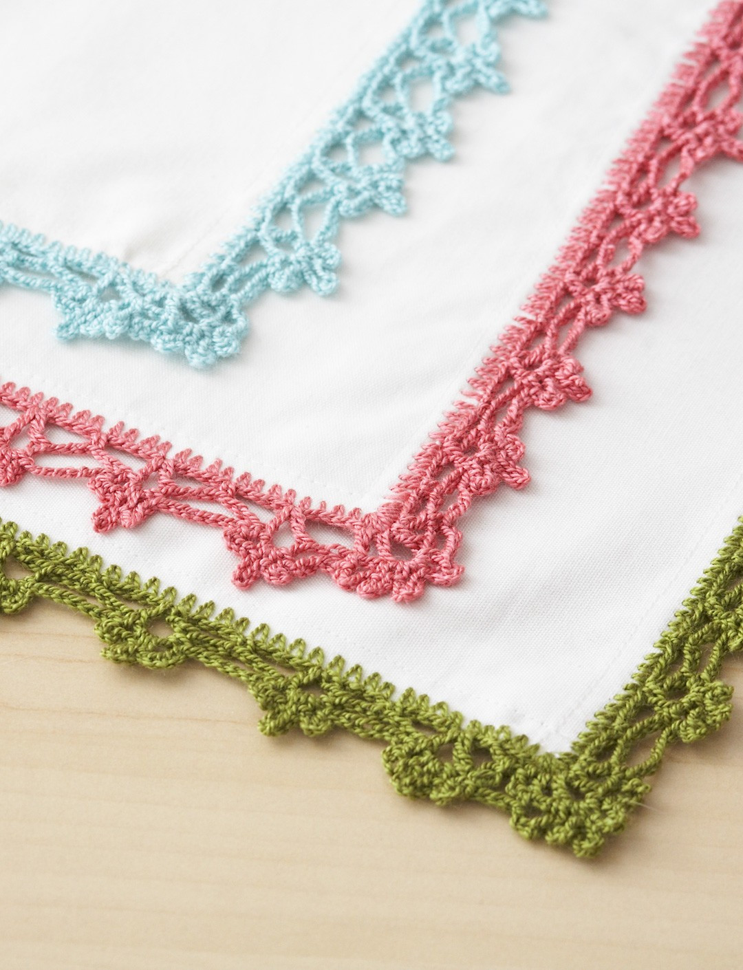 Crochet Lace Edging Lovely Bernat Lace Napkin Edging Crochet Pattern Of Charming 48 Images Crochet Lace Edging