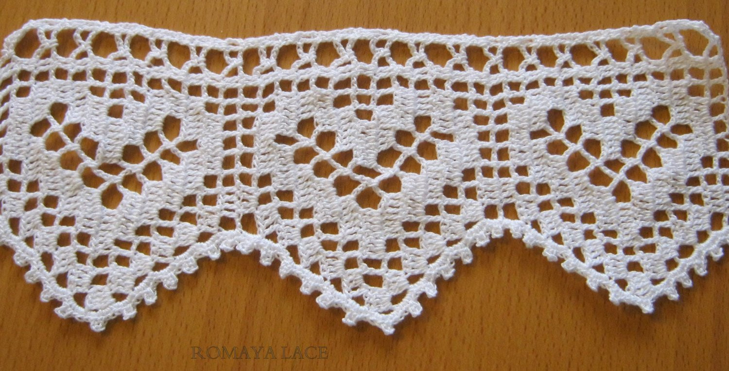 Crochet Lace Edging Luxury Handmade Lace Crochet Trim Lovely Hearts Crochet Of Charming 48 Images Crochet Lace Edging