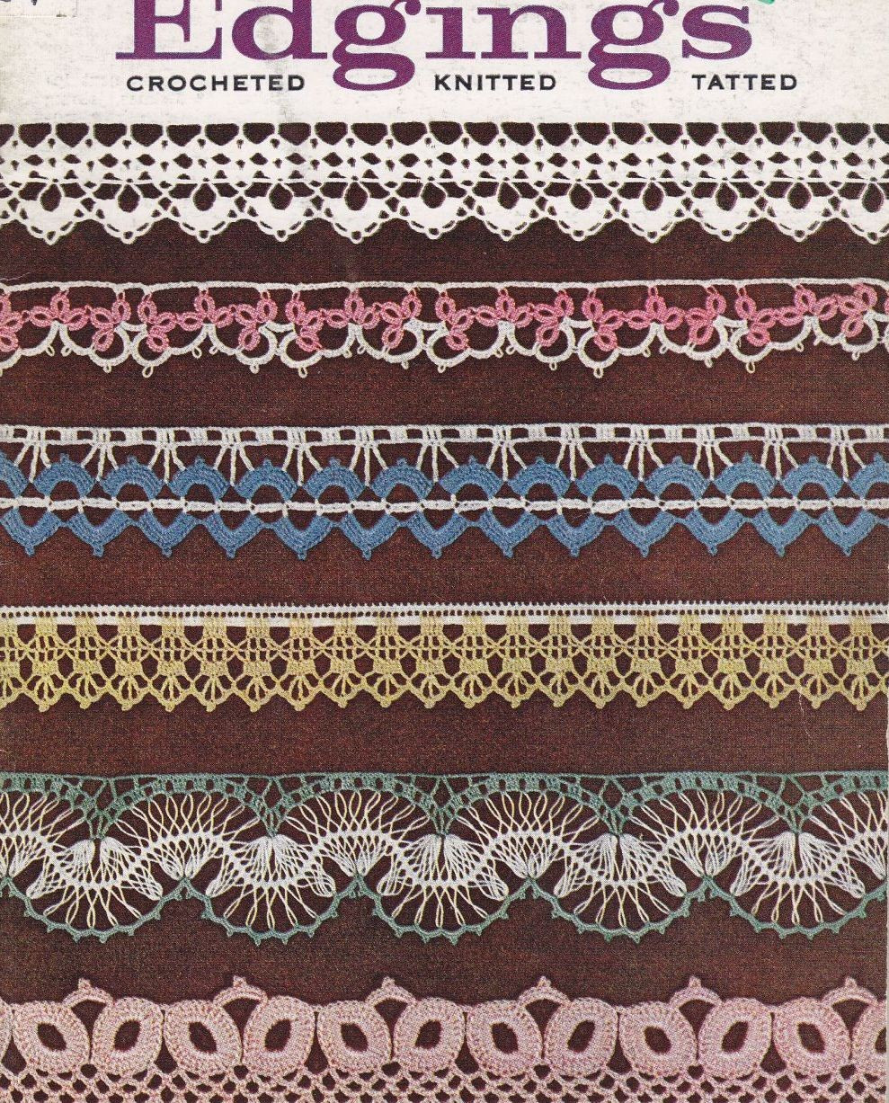 Crochet Lace Edging Luxury Lace Edging Crochet Patterns Free Of Charming 48 Images Crochet Lace Edging