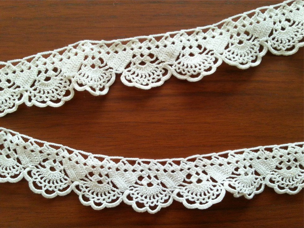 Crochet Lace Edging Unique Vintage Lace Edge Crocheted Cotton Trim Crochet Lace Trimhome Of Charming 48 Images Crochet Lace Edging