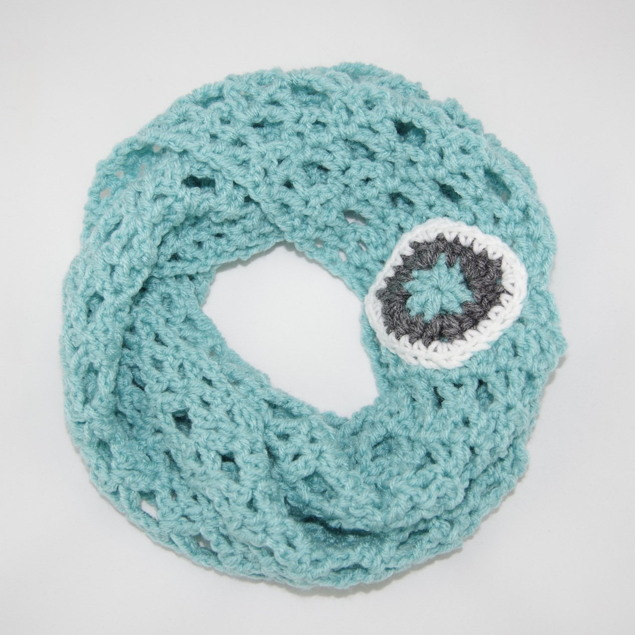Crochet Lace Pattern Awesome Diamond Lace Infinity Scarf Crochet Pattern Of Gorgeous 50 Photos Crochet Lace Pattern
