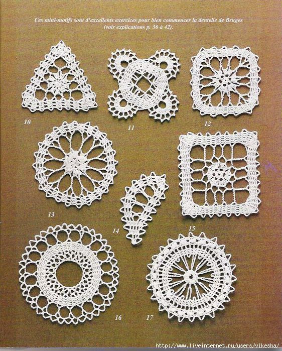 Crochet Lace Pattern Unique 179 Best Bruges Lace Crochet Images On Pinterest Of Gorgeous 50 Photos Crochet Lace Pattern