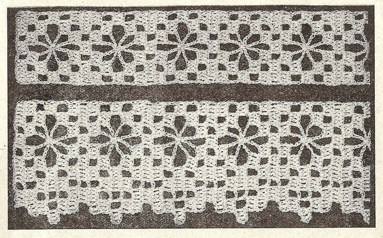 CROCHET LACE EDGING PATTERNS – Crochet Club