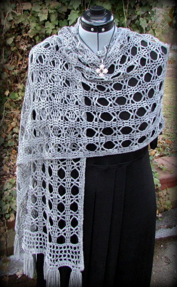 Crochet Lace Shawl Awesome Pattern Only Garbo Shawl Pattern Crochet Lace Pattern Of Fresh 40 Models Crochet Lace Shawl