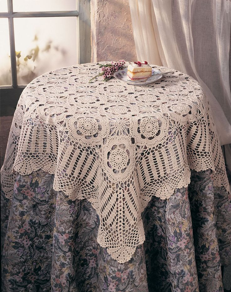 Crochet Lace Tablecloth Fresh 17 Best Images About Window Treatments On Pinterest Of Unique 41 Models Crochet Lace Tablecloth