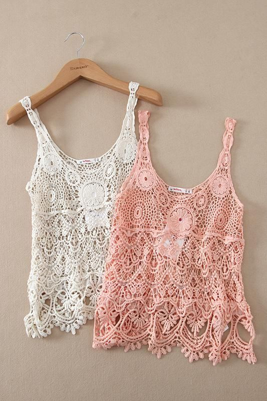 Crochet Lace Tank top Elegant 17 Best Images About Crochet Tank tops On Pinterest Of Incredible 41 Images Crochet Lace Tank top