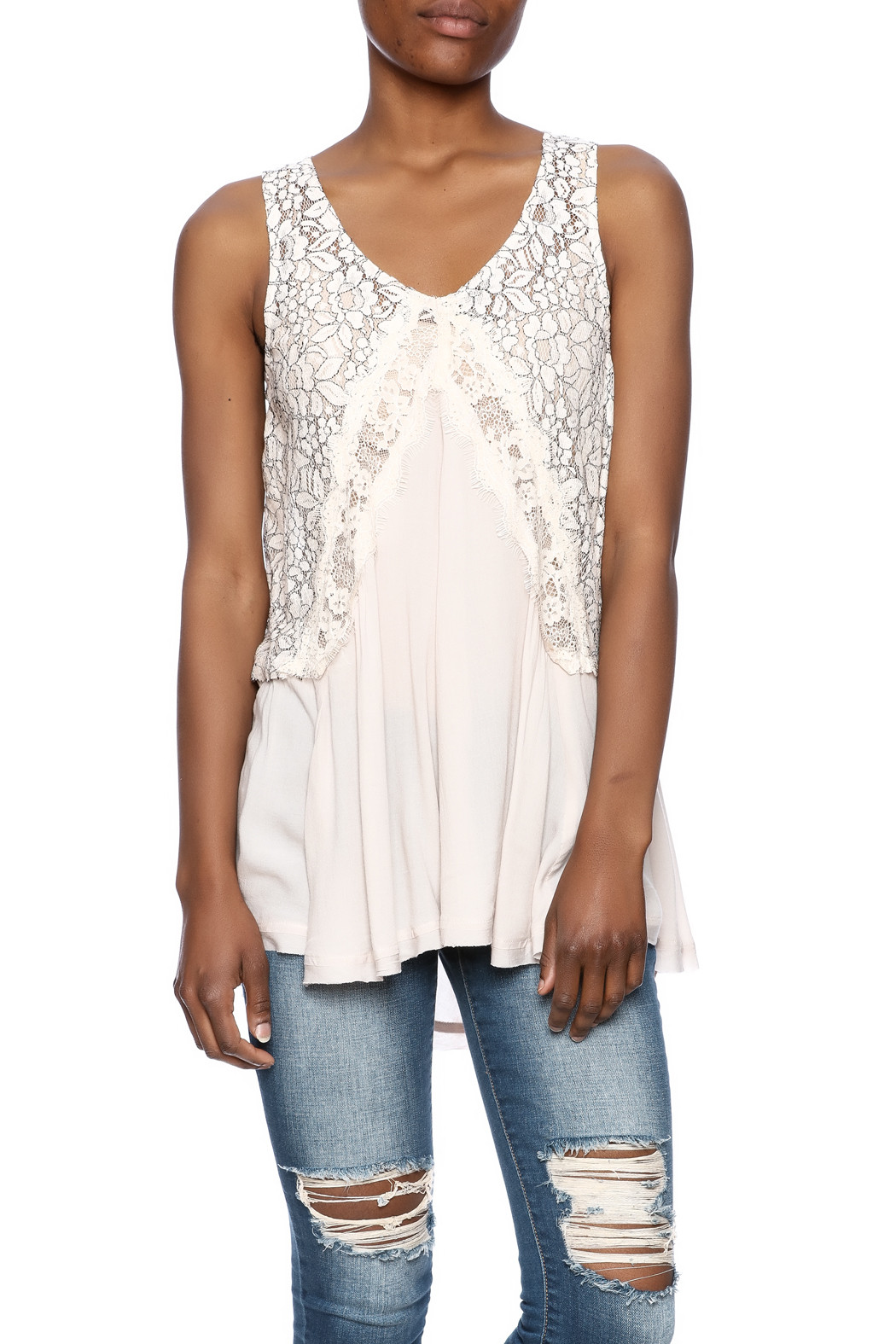 Crochet Lace Tank top Elegant Mystree Crochet Lace Tank From Indiana by Posh Vincennes Of Incredible 41 Images Crochet Lace Tank top
