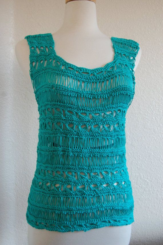 Crochet Lace Tank top Inspirational 79 Best Crochet Broomstick Lace Images On Pinterest Of Incredible 41 Images Crochet Lace Tank top