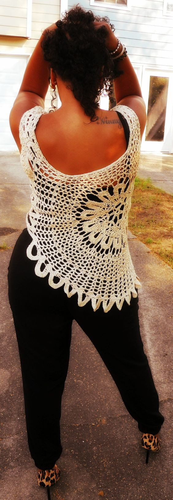 Crochet Lace Tank top New Lace Tank top Med Pattern by Gu Chet Of Incredible 41 Images Crochet Lace Tank top