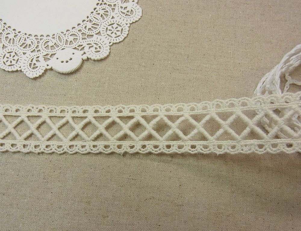 Crochet Lace Trimming Best Of 3 Yds Antique St Scalloped Embroidery Cotton Fabric Of Superb 50 Pics Crochet Lace Trimming