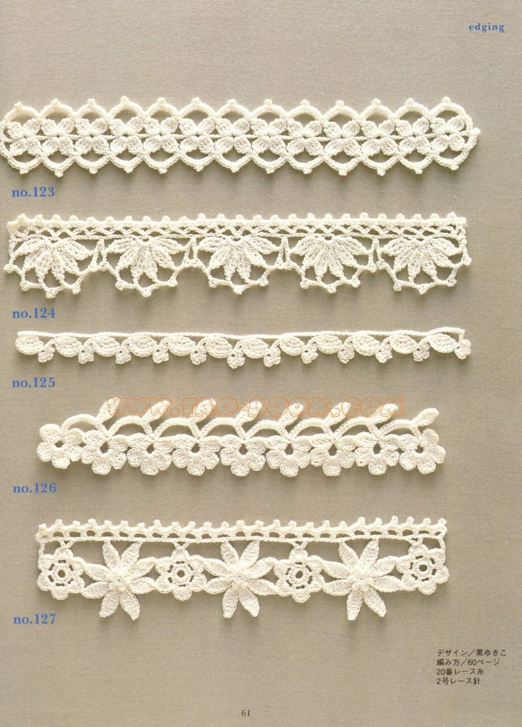Crochet Lace Trimming Best Of Lace Edging Crochet Patterns Free Of Superb 50 Pics Crochet Lace Trimming