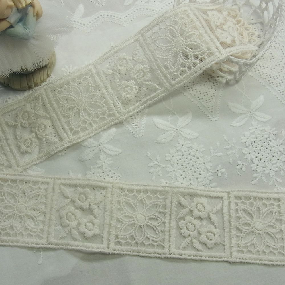 Crochet Lace Trimming Inspirational 1yards Antique Style Cotton Fabric Embroidery Crochet Lace Of Superb 50 Pics Crochet Lace Trimming