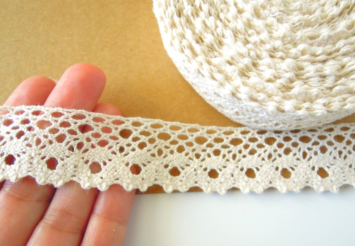 Crochet Lace Trimming Lovely Cream Crochet Lace Trim 25 Mm Cotton Lace Trim Cotton Lace Of Superb 50 Pics Crochet Lace Trimming
