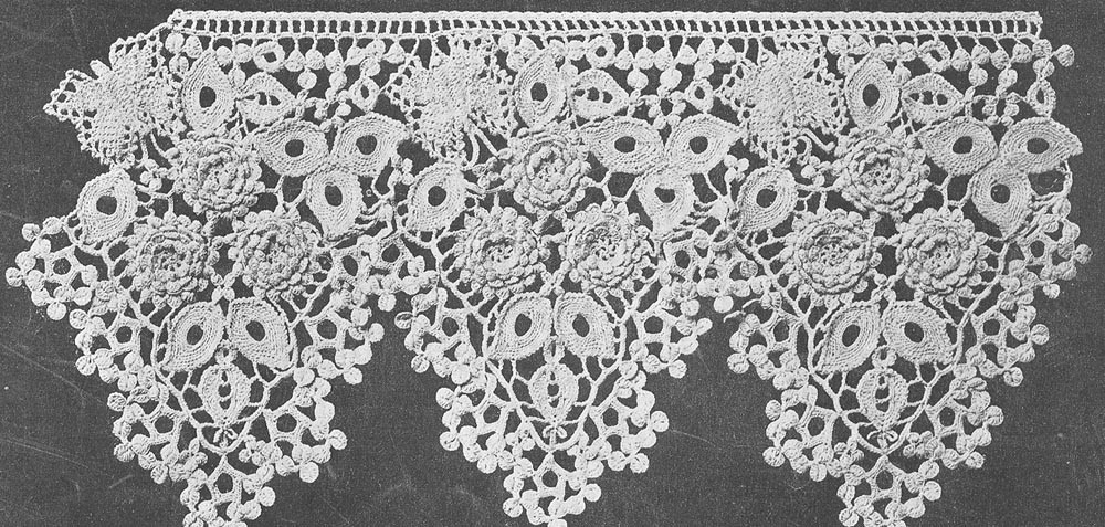 Crochet Lace Trimming New the History Of Crochet A Victorian Obsession Of Superb 50 Pics Crochet Lace Trimming
