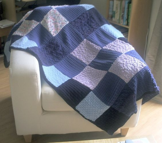 Crochet Lap Blanket Luxury Lap Blanket Knitted Patchwork Squares Of Awesome 46 Pics Crochet Lap Blanket
