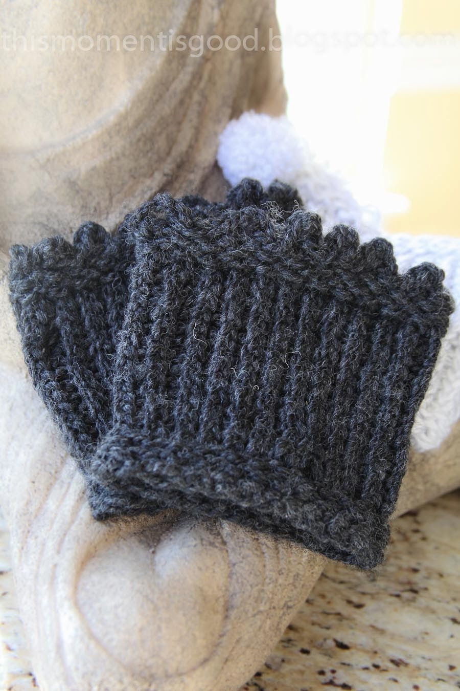 Crochet Loom Fresh Loom Knit Picot Edged Boot toppers Cuffs Of Beautiful 46 Images Crochet Loom