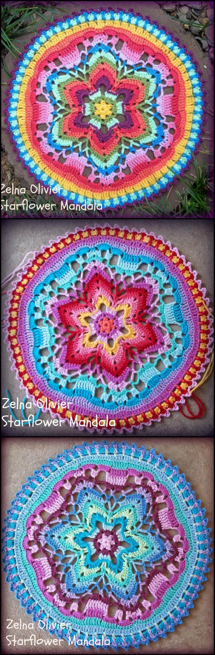 Crochet Mandalas Awesome 60 Free Crochet Mandala Patterns Diy & Crafts Of Incredible 41 Pics Crochet Mandalas