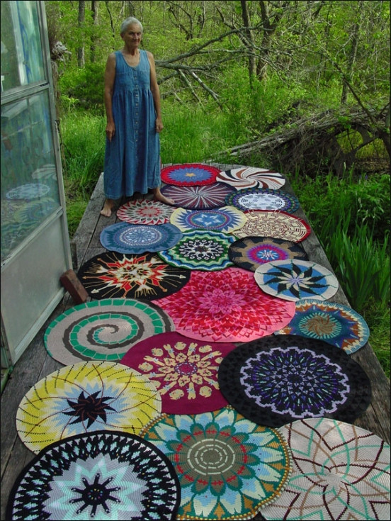 Crochet Mandalas Beautiful What is Mandala Crochet Ambassador Crochet Of Incredible 41 Pics Crochet Mandalas