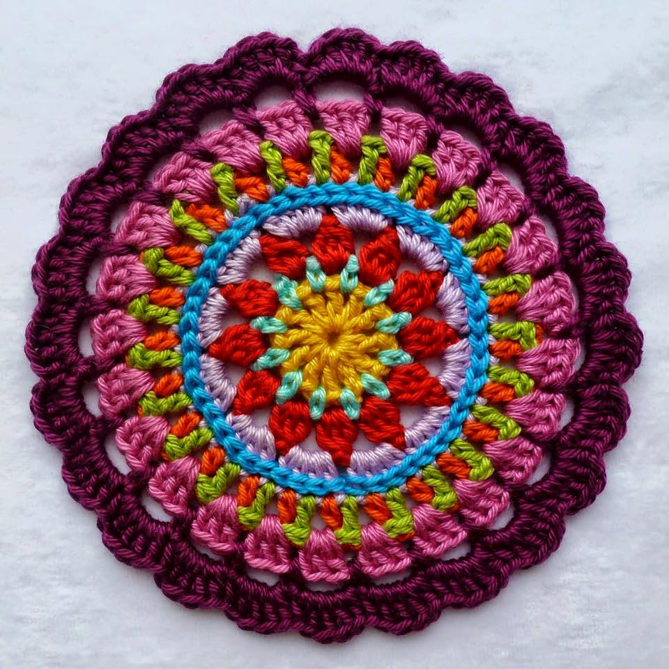 Crochet Mandalas Best Of La Magia Del Crochet Mandalas A Crochet Of Incredible 41 Pics Crochet Mandalas