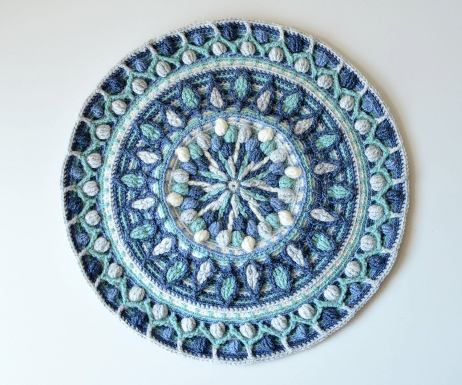 Crochet Mandalas Best Of Pattern Overlay Crochet Mandala Dandelion Round Mandala Of Incredible 41 Pics Crochet Mandalas