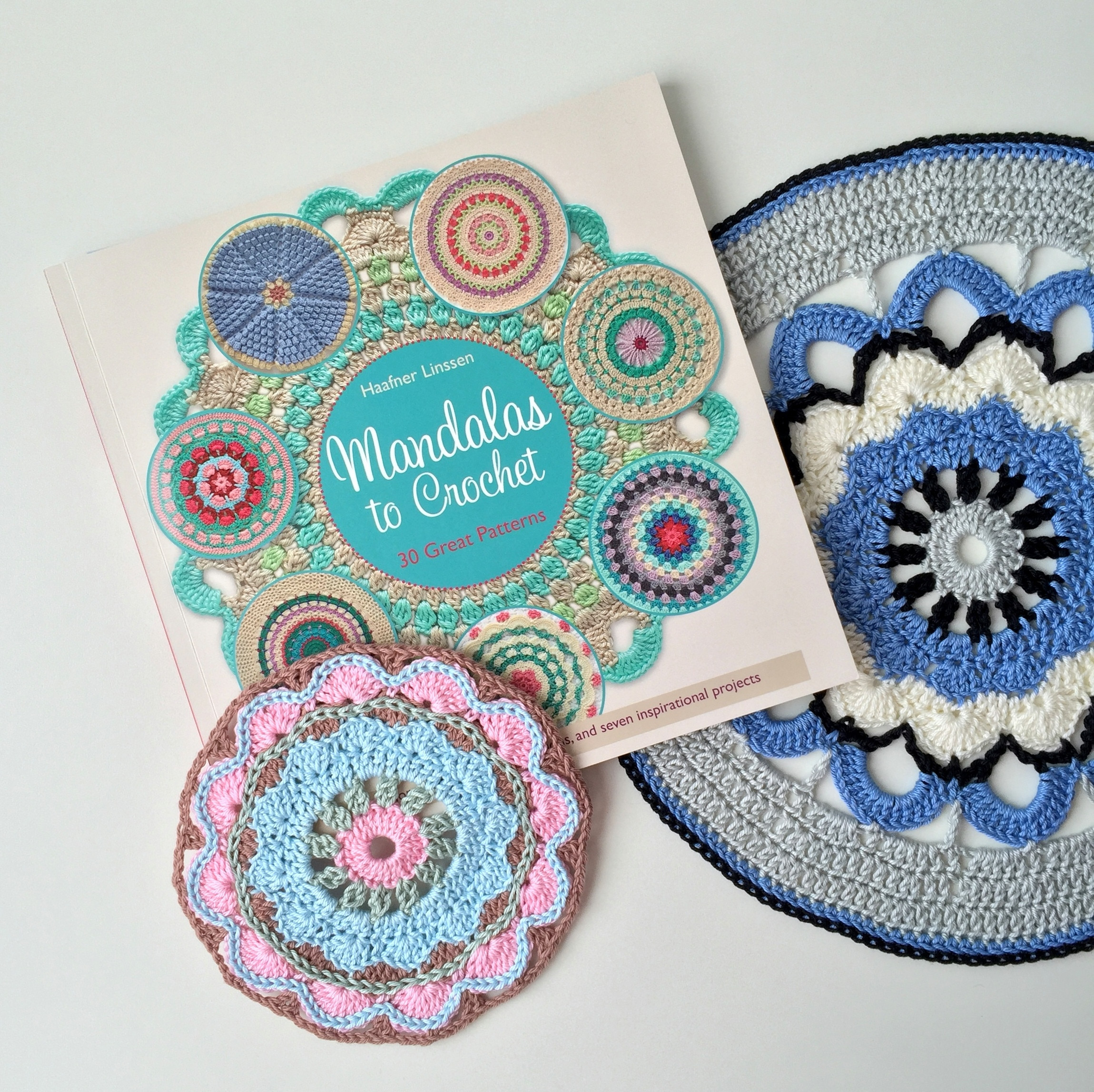 """Mandalas to Crochet"""
