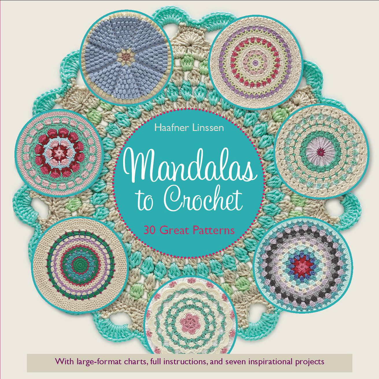 Crochet Mandalas Unique byhaafner Crochet My Book Mandalas to Crochet Of Incredible 41 Pics Crochet Mandalas