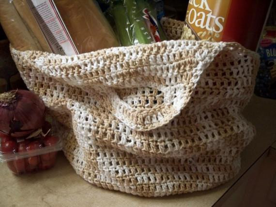 Crochet Market Bag Pattern Unique Free Pattern Friday 7 Free Crochet Patterns On Craftsy Of Top 45 Images Crochet Market Bag Pattern