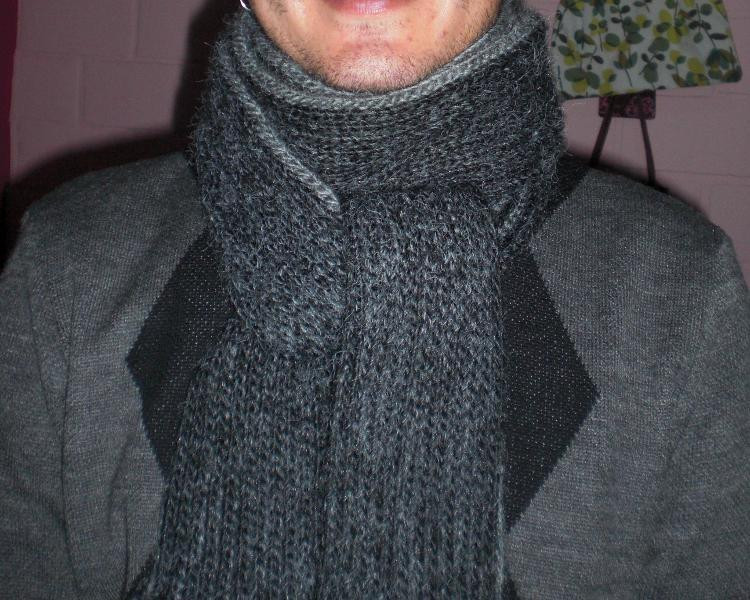 Crochet Mens Scarf New You Have to See Men Scarf Two Colors by Amorconcrochet Of Gorgeous 49 Ideas Crochet Mens Scarf