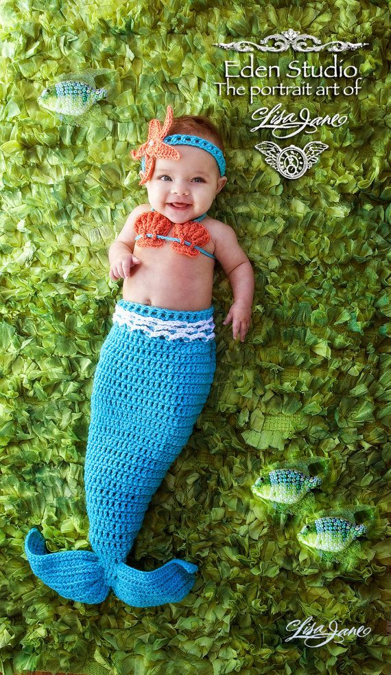 Crochet Mermaid Baby Outfit Best Of Crochet Outfits for Babies 20 Newborn Crochet Outfits Patterns Of Great 49 Pics Crochet Mermaid Baby Outfit