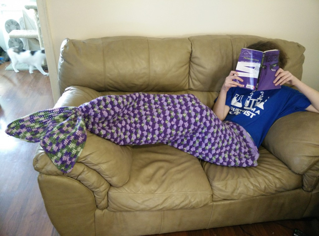Crochet Mermaid Blanket New Mermaid Lapghan Crochet Pattern – Allcrafts Free Crafts Update Of Unique 48 Images Crochet Mermaid Blanket