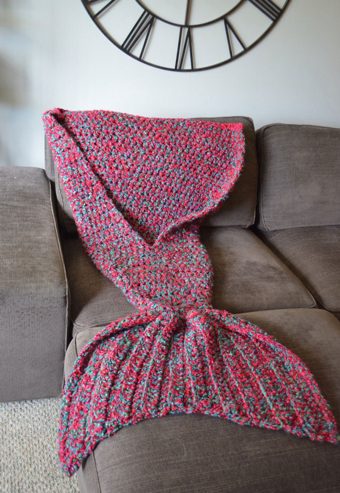 Crochet Mermaid Inspirational Crocheted Mermaid Tail Blankets by Melanie Campbell Of Perfect 41 Ideas Crochet Mermaid